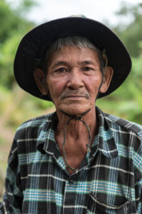 North, Thailand, portrait, hat, clothes, traditional, Workaway, thai, local, mindful farm, farmer