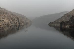 Tigris, Kurdish, Kurdistan, Mesopotamia, Landscape, boat, fog, lonely, oppression, Turkey