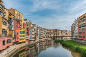 Catalunya, Catalonia, Spain, Girona, River, Riu Ter, top, places, visit, europe