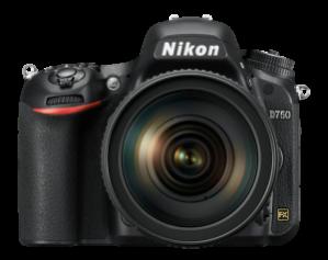 Nikon, D750, Front