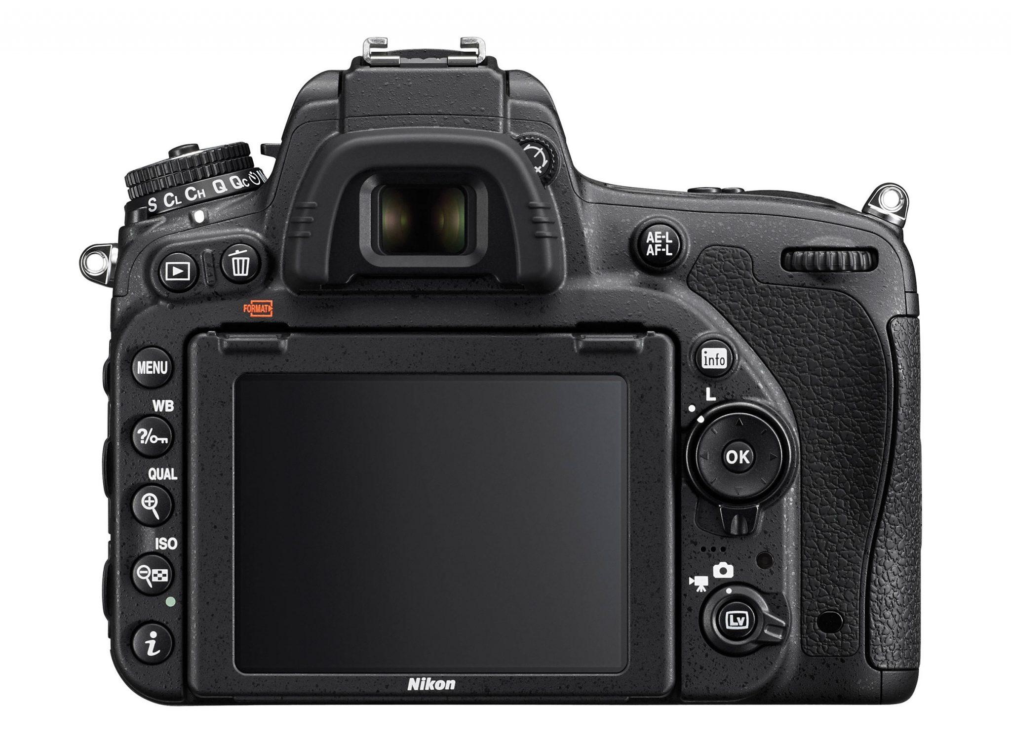 Nikon,D750, Back, off