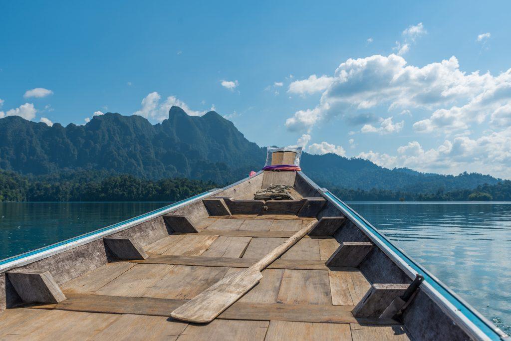 Khao Sok National Park - Boat