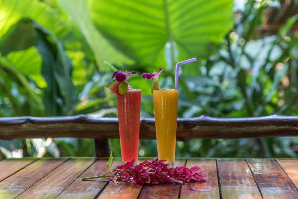 Khao Sok Riverside Cottages - Welcome Drink