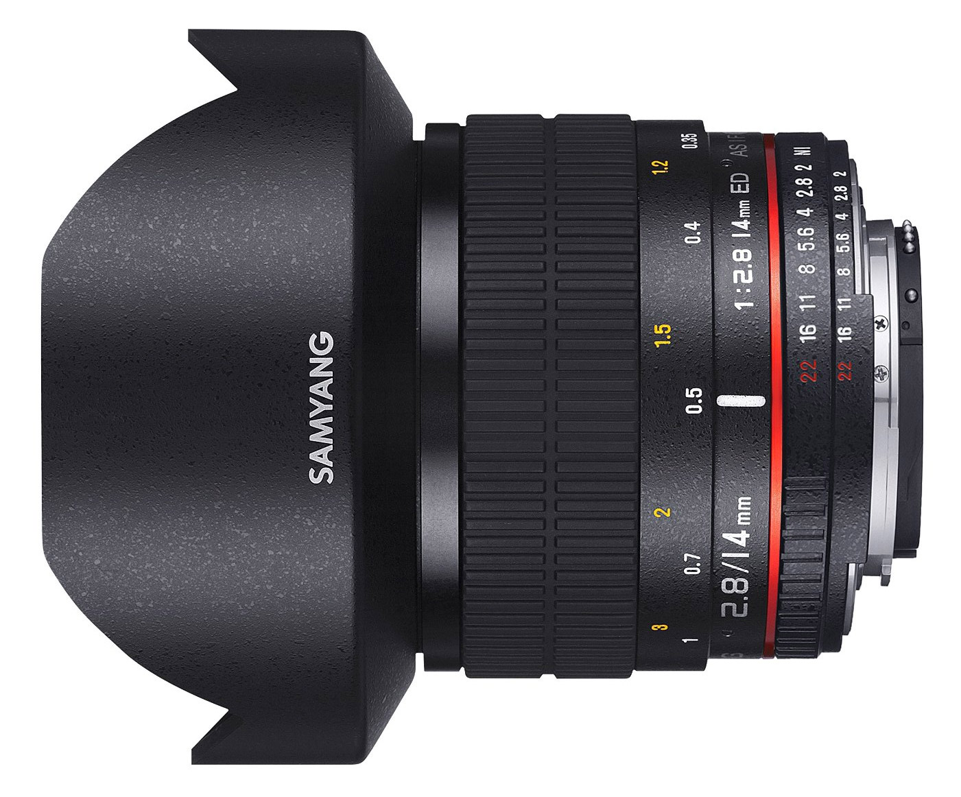 Samyang 14mm 2.8