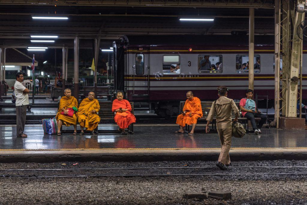 Bankok Central Station