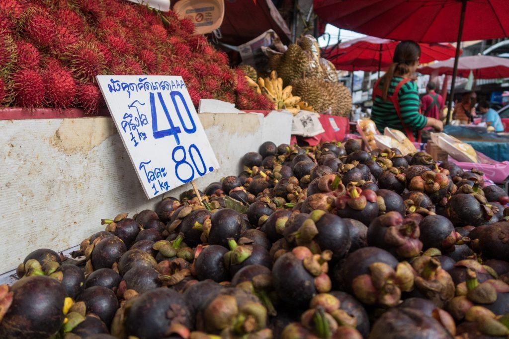 Fruit Market - Chiang Mai